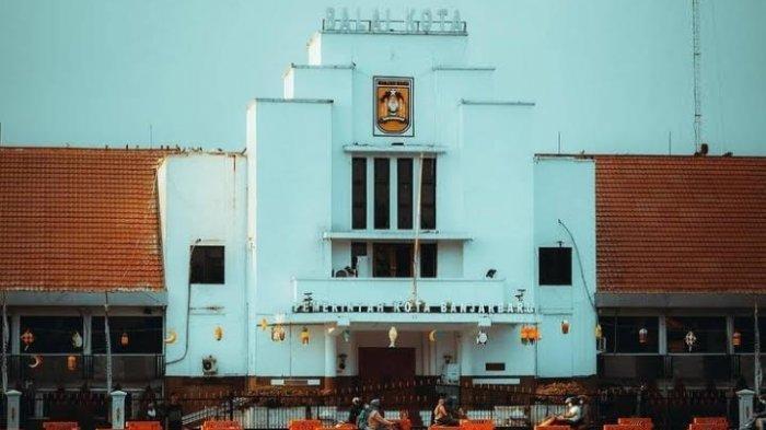 Kalselpedia, Sejarah Kota Banjarbaru Provinsi Kalsel