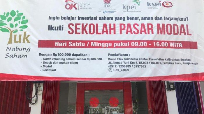 Kalselpedia: BEI Kalsel Menempati Gedung Baru Masih di Jalan A Yani Kota Banjarmasin
