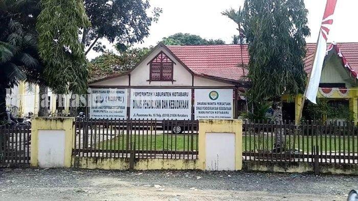 Empat Bulan Insentif Daerah Tertahan, Disdikbud Kotabaru Sebut Segera Cair