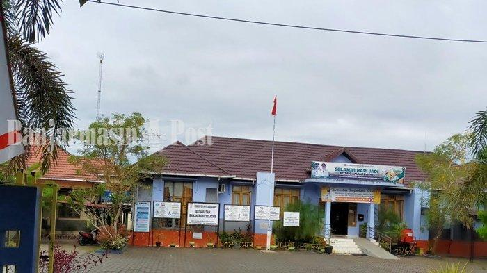 KalselPedia - Kecamatan dan Kelurahan di Kota Banjarbaru