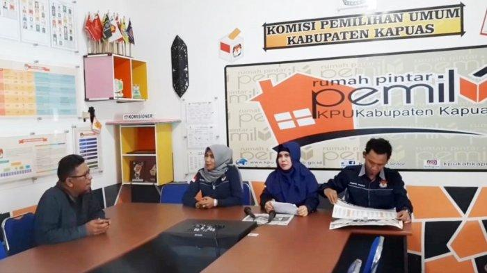 Kaltengpedia: Rumah Pintar Pemilu KPU Kabupaten Kapuas