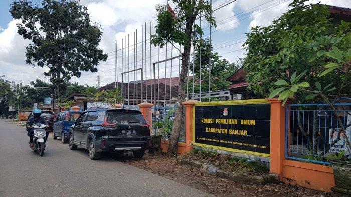 PSU Pilgub Kalsel 2020 di Kabupaten Banjar, Berlangsung di 502 TPS di 5 Kecamatan