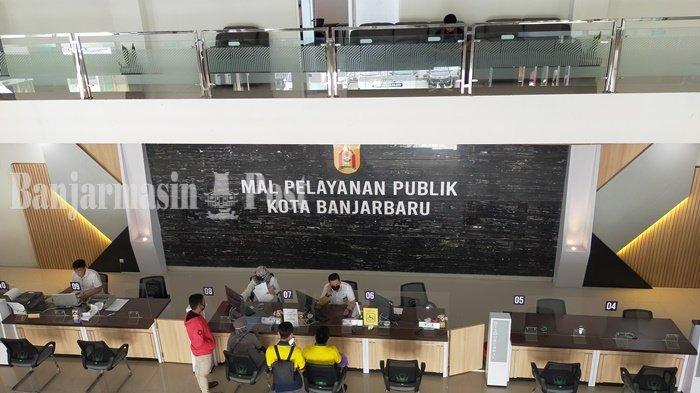 Mal Pelayanan Publik Banjarbaru Layani SKCK dan Bebas dari Narkoba