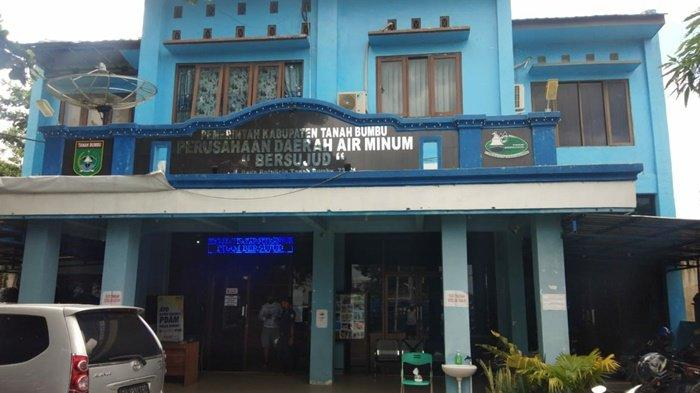 Intalasi Pengolahan Air Baku Akan Dibangun di Saring Seibubu Kabupaten Tanbu