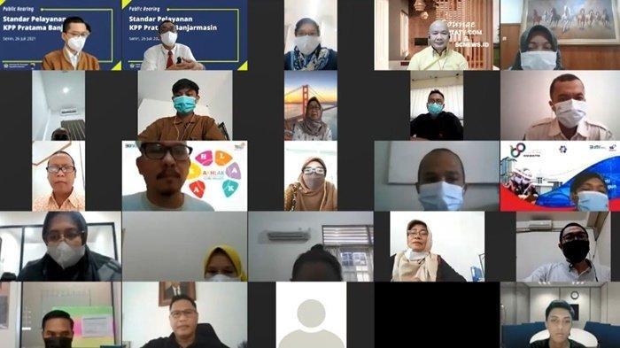 KPP Pratama Banjarmasin Luncurkan Aplikasi yang Permudah Masyarakat Urus Pajak