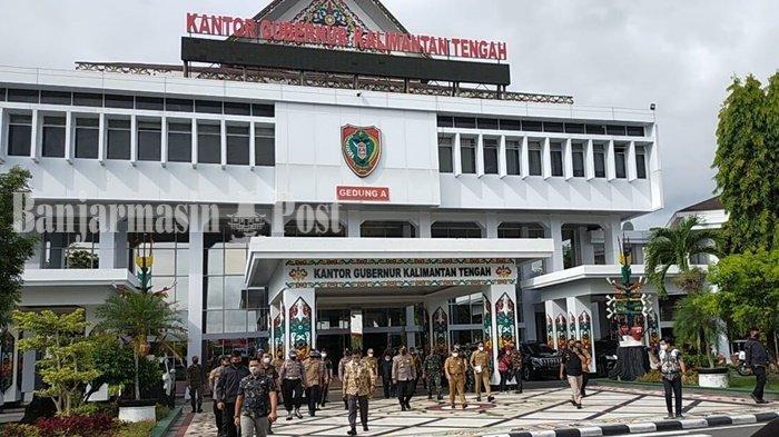 Pemprov Kalteng Raih Opini Wajar Tanpa Pengecualian yang Ketujuh Kali dari BPK RI