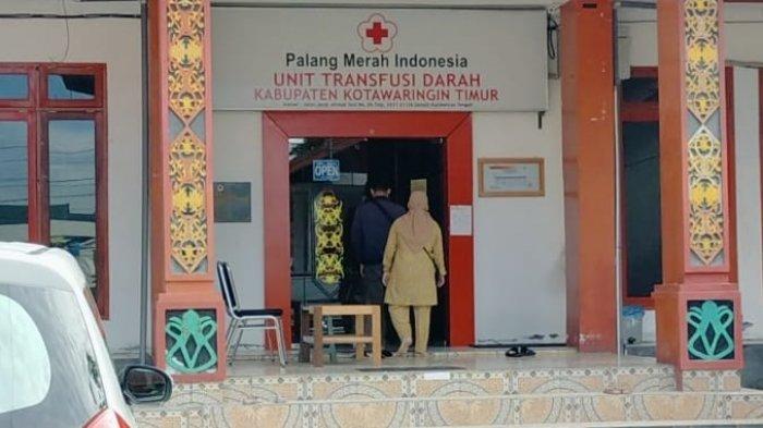 PMI Kotim Sempat Kewalahan Permintaan Darah Banyak, Pendonor Tidak Meningkat