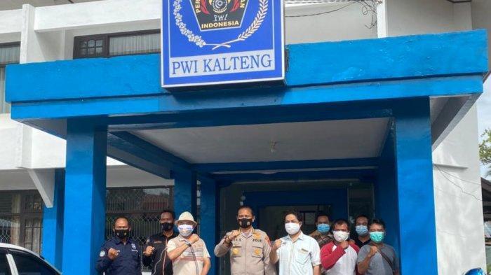 KaltengPedia - Kantor Persatuan Wartawan Indonesia Cabang Kalimantan Tengah