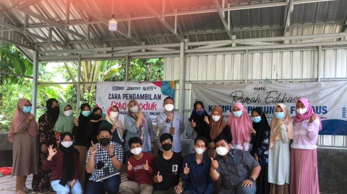 BRIncubator Goes To Cluster, Pemberdayaan Klaster Purun Wilayah Palam