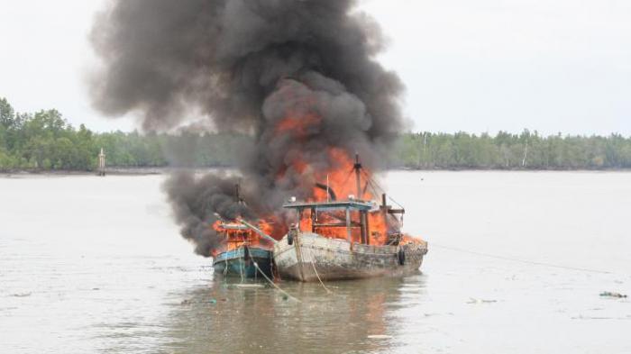 Menteri Susi AkanTenggelamkan 63 Kapal