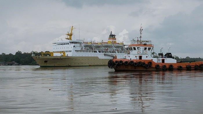 Kunjungan Kapal Laut di Sejumlah Pelabuhan Wilayah Kalteng Mei-Juni 2021 Naik 8,30 Persen