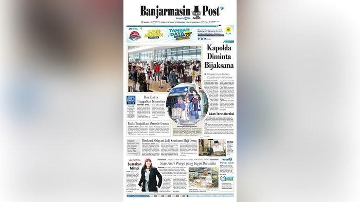 Kapolda Diminta Bijaksana, Ditreskrimum Periksa Koordinator Wilayah BEM SEKA