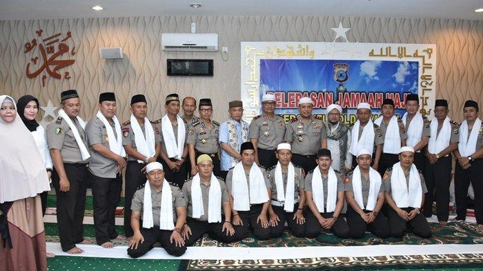 Ini Pesan Kapolda Kalsel Irjen Yazid Fanani kepada Anggota Polda yang Menunaikan Ibadah Haji