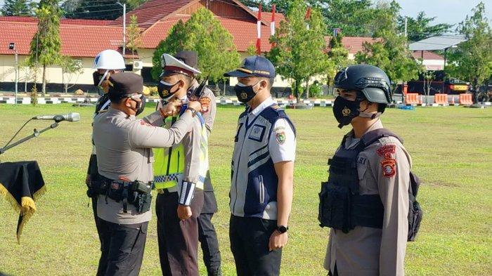 Polantas se Kalteng Gelar Operasi Patuh Telabang 2021