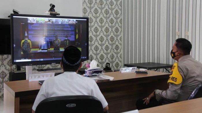 Rekrutmen Proaktif Bintara Polri, Kabupaten Balangan Dapat Kuota 38 Orang