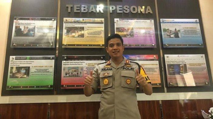 Anak Banua Lulusan Akpol'Balik Kampung' Menjabat Kapolres Banjarbaru