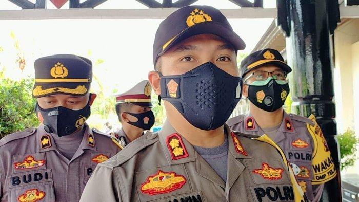 Semua Orang Masuk Kotim Lewat Jalur Darat Diperiksa Polisi di Tiga Pos Penjagaan