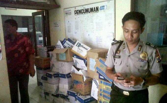 KPU Kotabaru Tak Undang Paslon dan Media