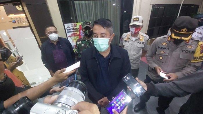 PPKM di Kota Banjarmasin, Arus Masuk Serta Aktivitas Hiburan Kafe Dibatasi Hingga Pukul 22.00 Wita