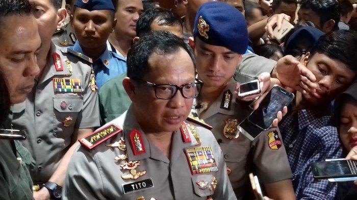 Penjelasan Resmi Kapolri Tito Karnavian Sikapi Tudingan Adanya Kecurangan di Pemilu & Pilpres 2019