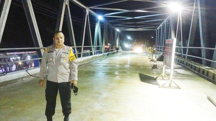 Kabar Baik, Jembatan di Mataraman Kabupaten Banjar Kalsel Dapat Dilintasi