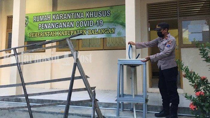 SKB Akan Dibuka Sebagai Tempat Karantina, Dinkes Kabupaten Balangan Siapkan Nakes