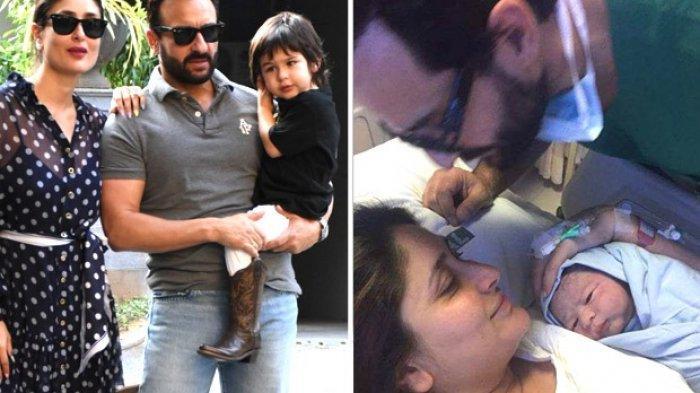 Kondisi Kareena Kapoor Imbas Melahirkan, Wajah Anak Saif Ali Khan Disorot
