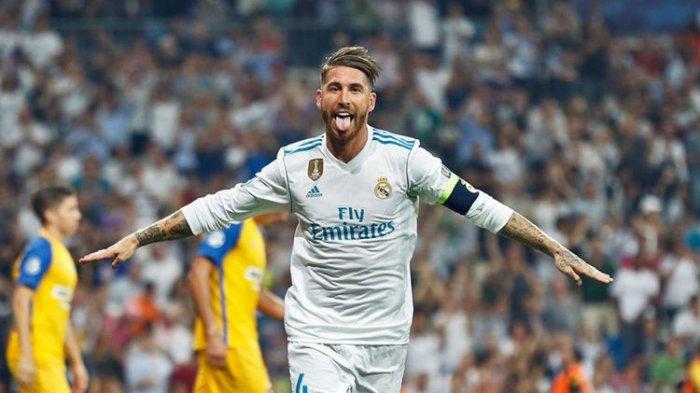 Pertimbangan AC Milan Rekrut Sergio Ramos di Bursa Transfer, Kapten Real Madrid Tertarik