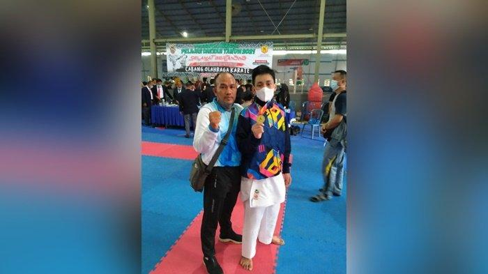 Popda Kalsel 2021, Sabet Lima Emas, Karateka Banjarmasin Raih Juara Umum