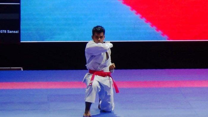 Ditarget Raih Emas, Tim Karate Kalsel Gagal Raih Medali di PON XX Papua 2021