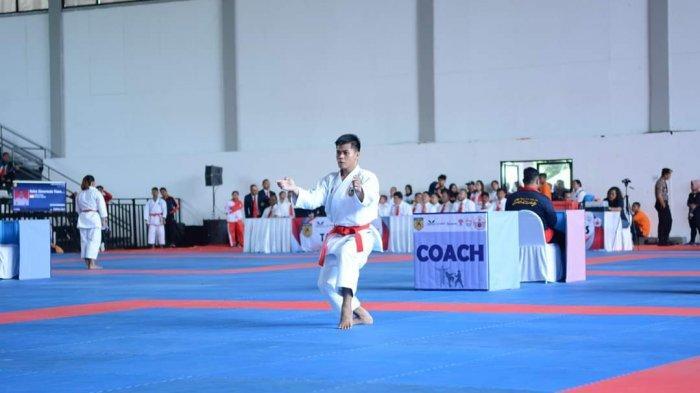 Karateka Kalsel Waspadai Petarung Internasional Asal NTB