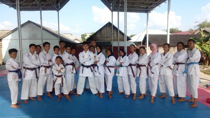 30 Atlet Karateka Tanbu Digembleng, Persiapan Tanding di Piala Bupati Malang
