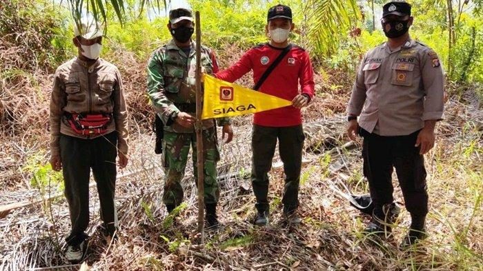 Karhutla di Kalteng, Patroli Terpadu Dikerahkan Cegah Kebakaran Lahan di Palangkaraya