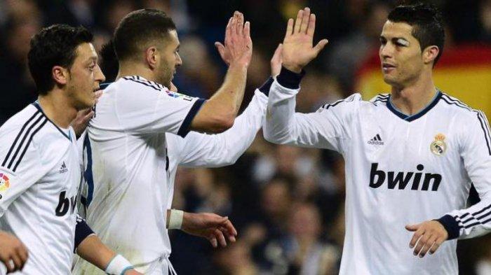 Perubahan Drastis Gaya Hidup Mesut Ozil saat di Real Madrid Terungkap dari Rekaman Suara Perez