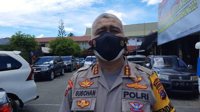 Polda Kalsel Ingatkan Wajib Isolasi Bagi Warga Mudik Dalam Pengecualian Selama Lima Hari