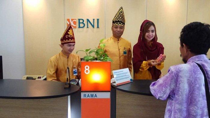 Nasabah BNI Jalan Hasanuddin Banjarmasin Tak Dilayani Sebagaimana Mestinya