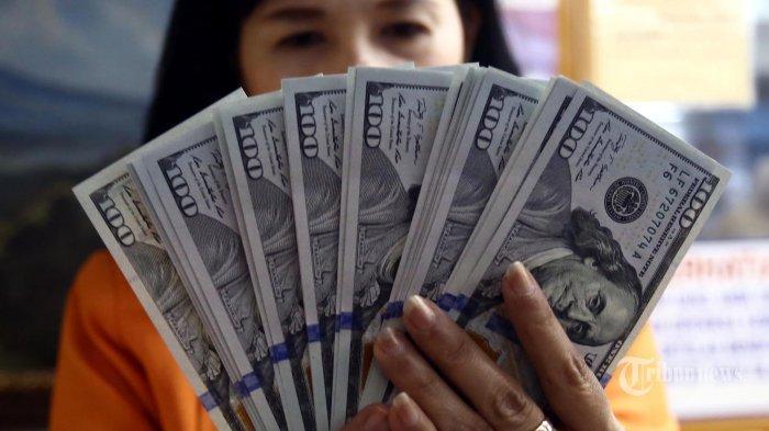 Nilai Tukar Melemah, Ditutup di Rp 14.425 Per Dollar AS