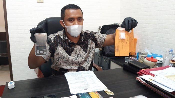 Narkoba Kalsel, Beli Sabu dari Saudara Ipar, Dua Tersangka Diciduk Jajaran Subdit II Ditresnarkoba