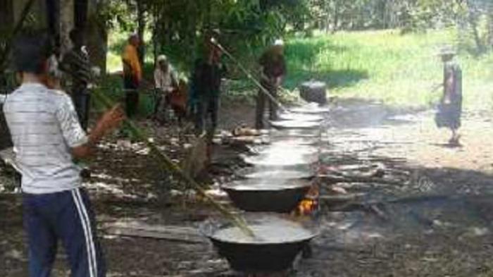 Bubur Asyura Tradisi Warga Kalsel di 10 Muharram 1443 H, Ini Resep dan Cara Membuat