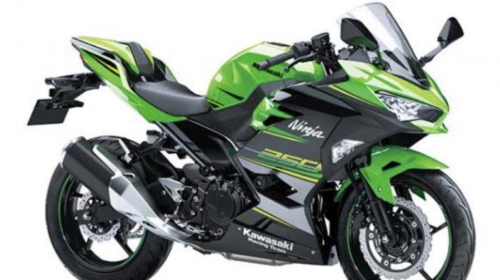 Kawasaki Ninja 250 SL Super Sport Single