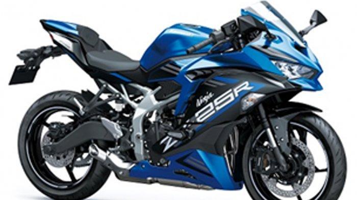 Kawasaki Ninja ZX25R, Motor Supersport 250cc Terbaru, Satu-satunya dengan Mesin 4 Silender Sejajar