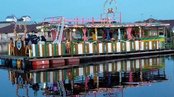 Banyak Dikunjungi Warga, Disbudpar Terus Kembangkan Potensi Wisata Alam Kalteng