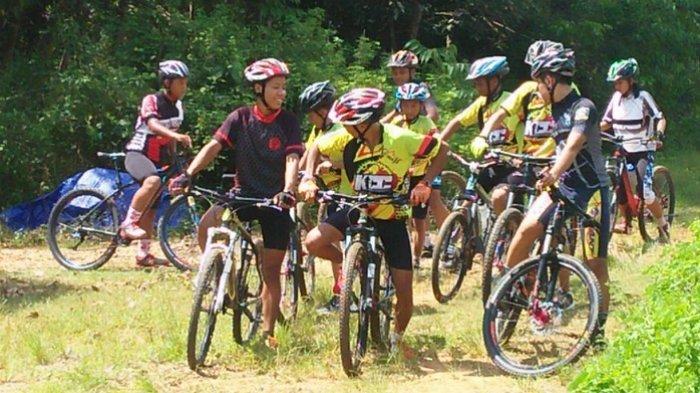 KCC Katibura Juga Bina Pesepeda Muda Cari Bibit-bibit Atlet Bersepeda
