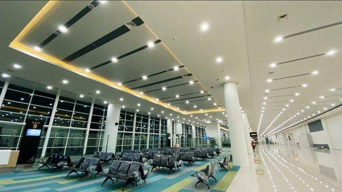 Penerbangan ke Luar Negeri Via Bandara Internasional Syamsudin Noor Masih untuk Haji dan Umrah