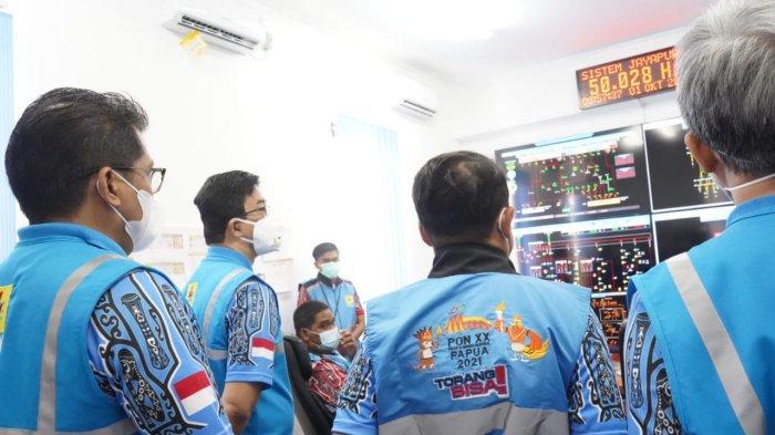 Keandalan listrik merupakan kunci sukses penting PON XX Papua