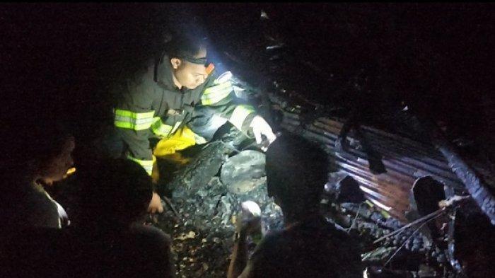 Kebakaran Banjarmasin, Rumah dan Bedakan di Kelayan A Hangus Dilalap Api