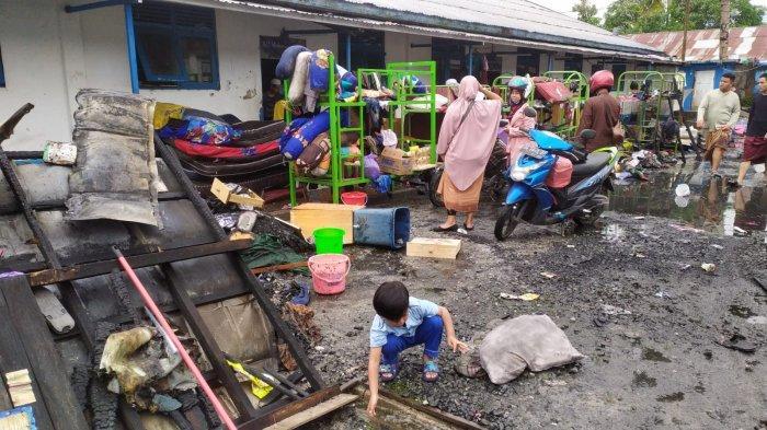 Kesaksian Ustad yang Pertama Melihat Api Berkobar di Ponpes Al Falah Banjarbaru