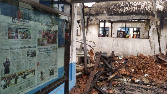 Ponpes Al Falah Banjarbaru Terbakar, Hindari Penyalahgunaan Sumbangan, ini Rekening Resmi Yayasan