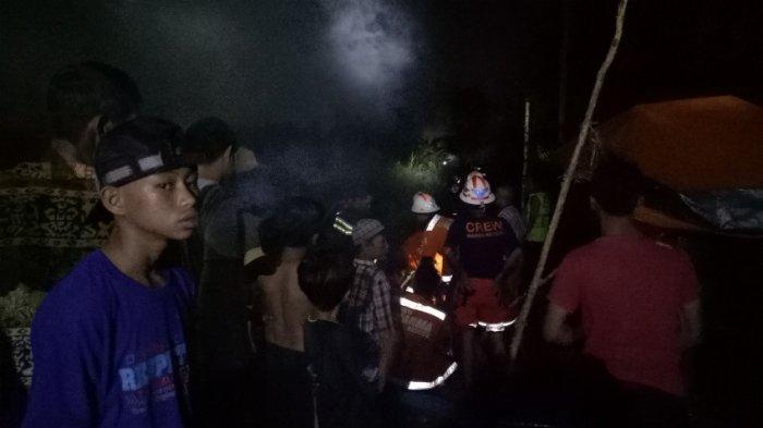 Satu Rumah dan Satu Kandang Terbakar, Api di Jahri Saleh Sudah Dikuasai