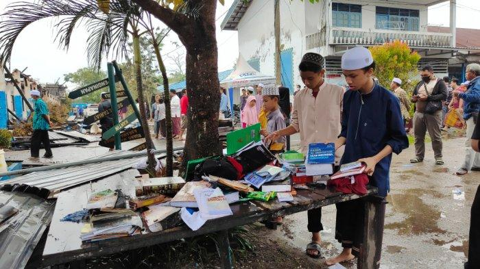 Ponpes Al Falah Banjarbaru Terbakar, Nursyahid Bersyukur karena Para Santri Selamat